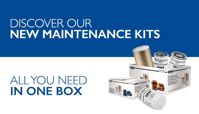 Discover our new Maintenance Kits