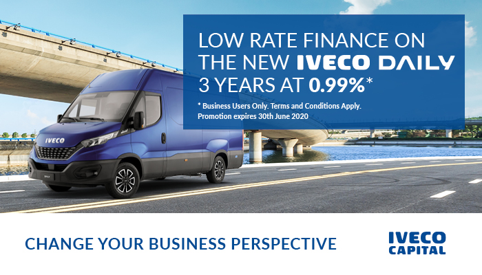 LOW RATE FINANCE – 3 YEARS @ 0.99%