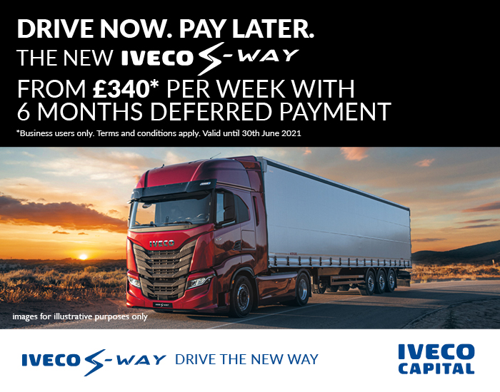 IVECO S-WAY HP Deferred Payment