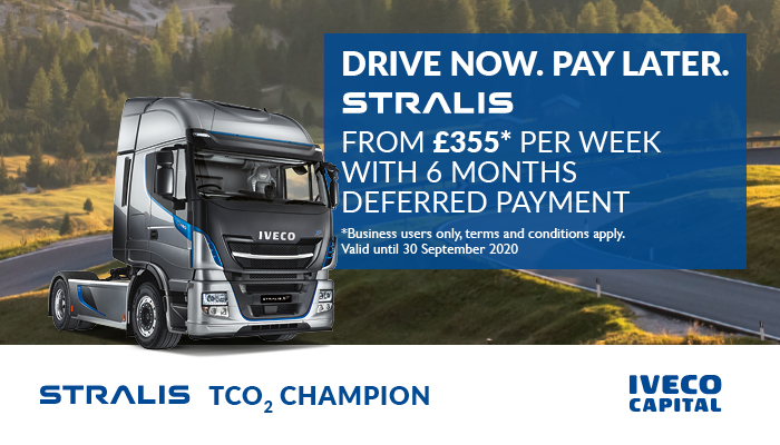Stralis Diesel Deferred Payment