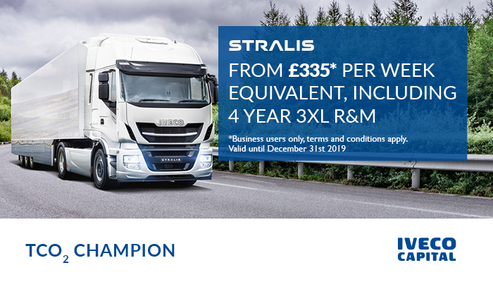 Stralis Diesel Operating Lease