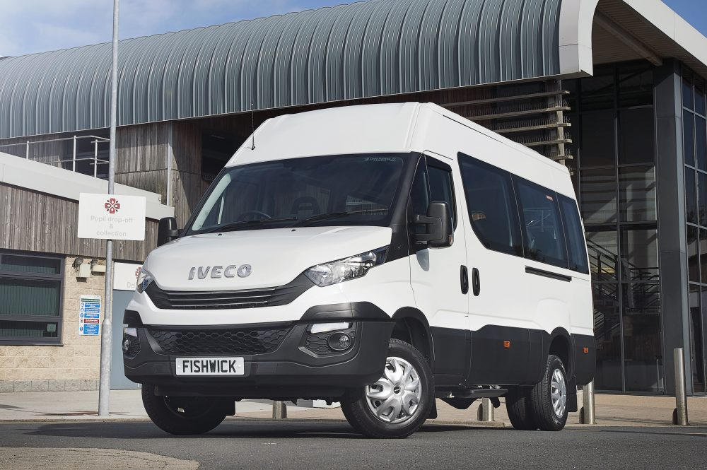 IVECO celebrates the role of women in the transport industry