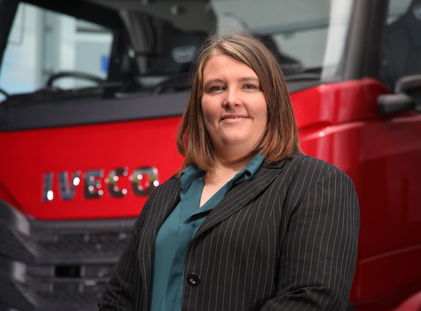 IVECO UK Aftermarket Solutions Personnel Changes