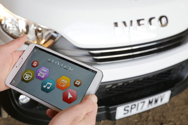IVECO's DAILY BUSINESS UP app 'invaluable', says | IVECO