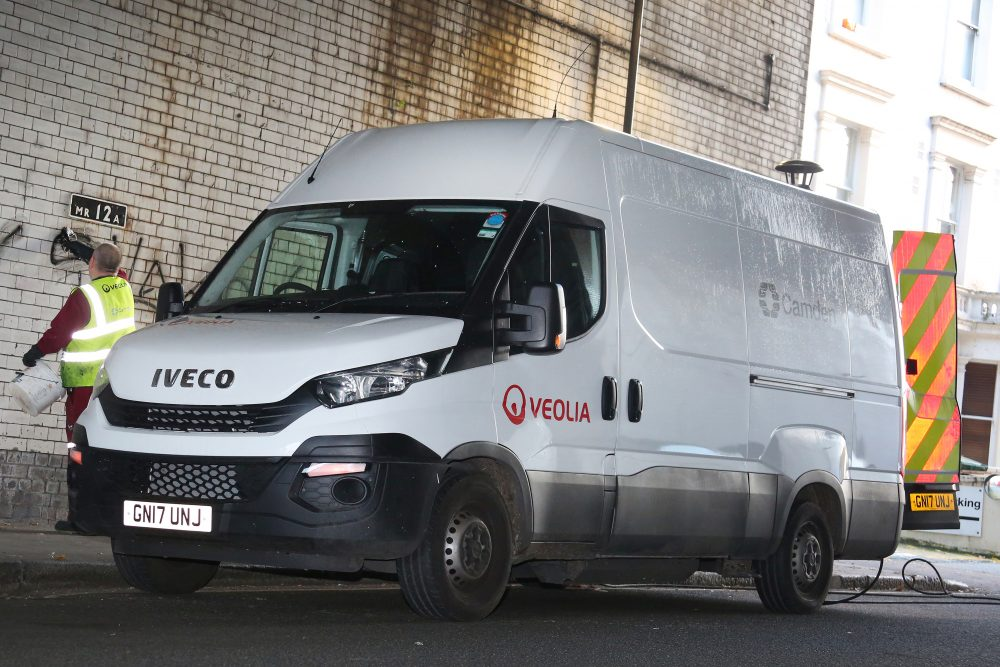 IVECO Daily Natural Power Van