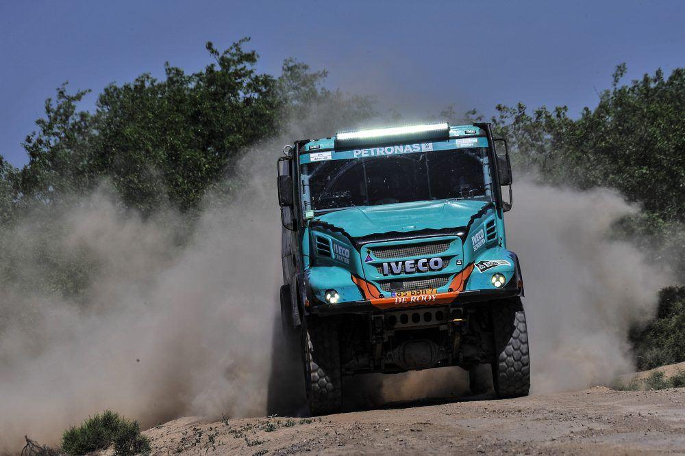 PETRONAS Team De Rooy IVECO is ready for the Dakar 2020, the world's toughest rally