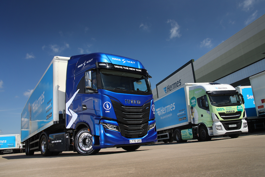 IVECO Daily 7-Tonne and Eurocargo dish up the perfect fleet for Euro Foods
