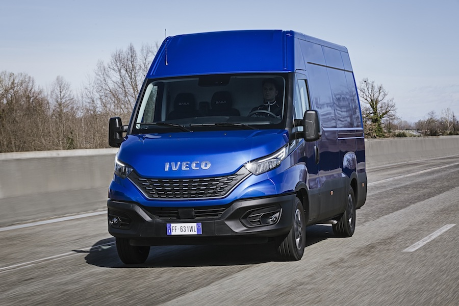 IVECO Over the Air Update: the smart, time-saving way to update vehicle software