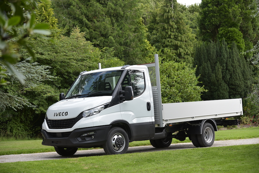 IVECO re-launches its DRIVEAWAY bodybuilder programme across its range of award-winning Daily chassis cab