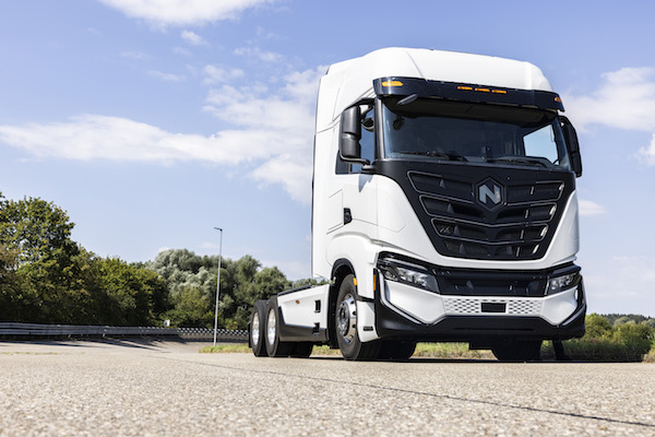 IVECO and Nikola inaugurate joint-venture manufacturing facility for electric heavy-duty trucks in Ulm, Germany