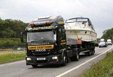 Custom-built Eurocargo artic plots course for Europe