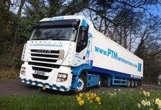 European trunking for PTM International
