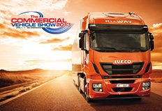 International Truck of the Year prepares for CV Show debut