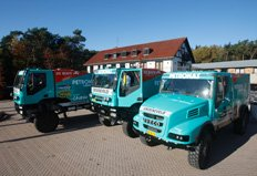 Iveco and FPT Industrial protagonists at the Dakar 2012