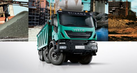 Iveco at the 2012 IAA Show in Hanover