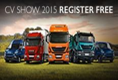 Iveco at The Commercial Vehicle Show 2015