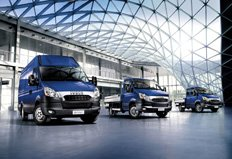 Iveco gears up for international New Daily launch in September 2011