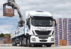 Iveco keeps Barry Proctor Services