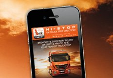 Iveco launches truckstop finding app for drivers