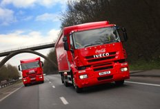 Iveco named LGV Manufacturer of the Year