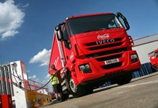 Iveco named Low Carbon Heavy Duty Vehicle Manufacturer of the Year 2011