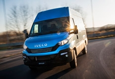 Iveco premieres New Daily Euro 6 family at CV Show