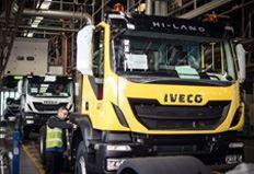 Iveco secures £1.5 million Trakker eight-wheeler order