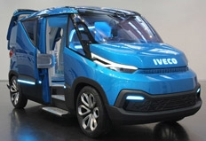 Iveco shares its Vision for the future