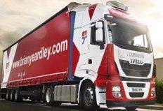 Iveco Stralis Hi Way impresses at Brian Yeardley Continental