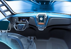 Iveco Vision concept vehicle to turn heads at CV Show