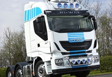 New special edition Stralis offers drivers a taste of the Hi-Life