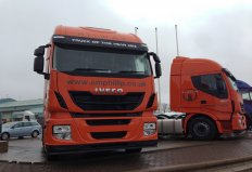 New Strals hits the Road!