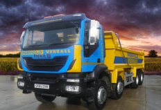 Northern Commercials supply six Trakkers to Penfold Verrall