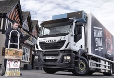 Spirit Pub Company replaces entire distribution fleet with Ivecos