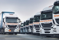 Stralis Hi-Way demonstrator convinces West Yorkshire haulier to replace a third of its fleet