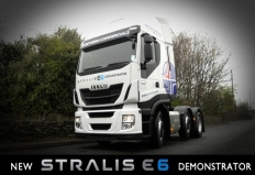 Test drive the New Stralis Demo
