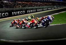 The next MotoGP in Holland to be Branded Iveco