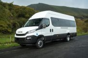 Minibus Options builds the UK's largest wheelchair-accessible minibus conversion