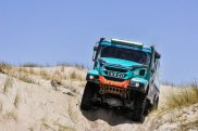 Team PETRONAS De Rooy IVECO ready to take on world's toughest rally race, the Dakar