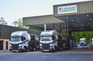New IVECO S-WAY keeps Lakeland Dairies mooving