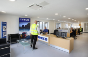 Acorn Trucks invests in state-of-the-art IVECO Truck Station dealership