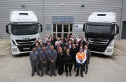 IVECO Retail opens £1.1m flagship dealer premises in Farnborough