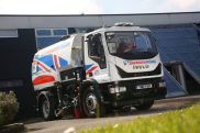 IVECO's HI-SCR technology key to major order from Dawsonrentals Sweepers