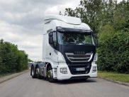 IVECO and Aerodyne give Stralis sleek new look for double deck missions