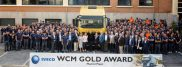 IVECO Madrid plant celebrates World Class Manufacturing Gold Level Award
