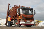 IVECO Eurocargo proves pick of the litter for Brown Recycling