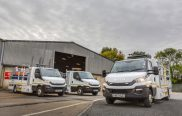 IVECO's 7.2-tonne Daily is the perfect fit for Connect Plus Services