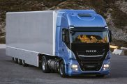Jacky Perrenot targets 1,000 natural gas vehicles by 2020, with order for 250 Stralis NP heavy trucks