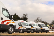 IVECO sparks up new Daily order with UK Power Networks
