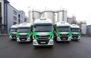 IVECO delivers 1,000th Stralis NP 400hp truck to VERBIO, creating Germany's first CO2 neutral fleet